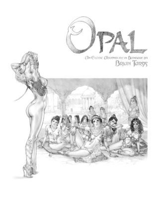 Opal 1 by Brian Tarsis