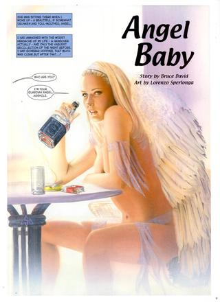 Angel Baby by Bruce David, Lorenzo Sperlonga