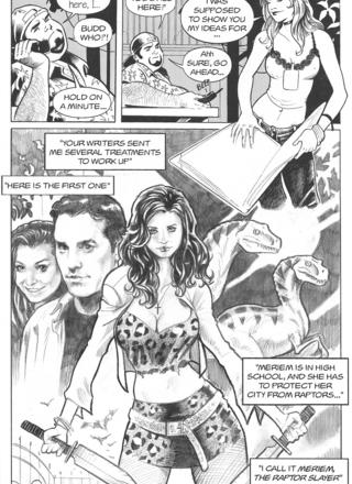 Cavewoman the Movie by Bud Root