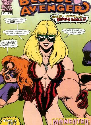 Blonde Avenger 5 by Butler