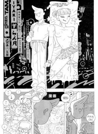 Tokio by Calvi