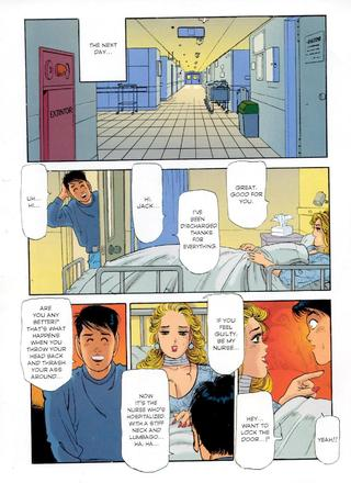 Miss DD Intensive Care by Chiyoji Tomo