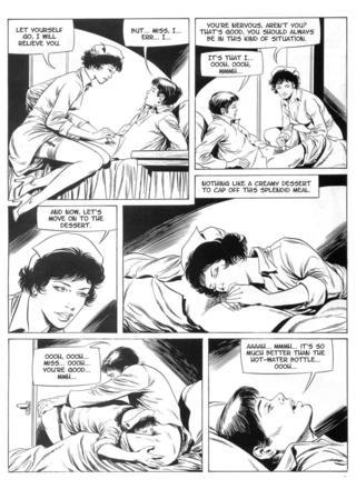 Angie Night Nurse 1 by Chris