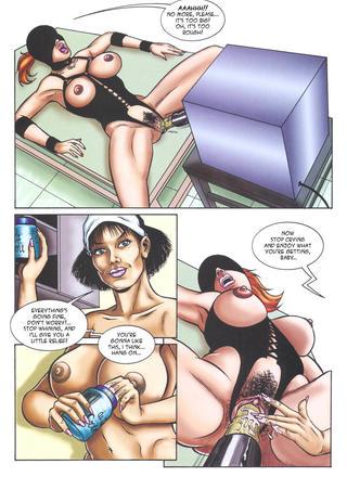 The Punishment by Claudio Trinca