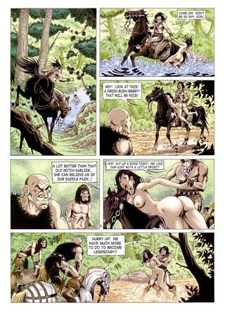 Sexing with the Saxons by Clech
