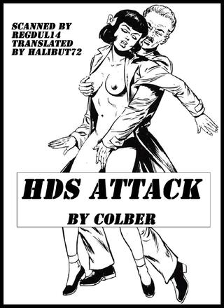 HDS Attack by Colber