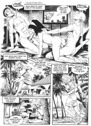 Cleo in Thailand by Colber