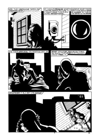 Peeper by Dan Membiela, John Anderson