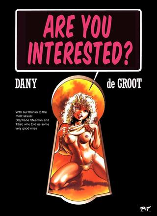 Are You Interested by Dany de Groot