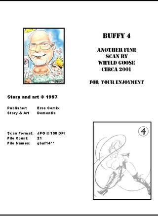 Buffy 4 by Dementia