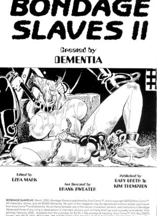 Bondage Slaves 2 by Dementia