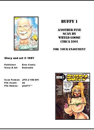 Buffy 1 by Dementia