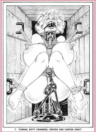 Bondage Gallery 1 by Dementia