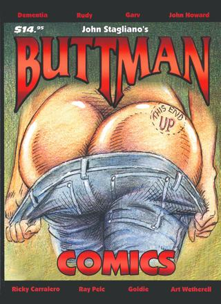 Buttman by Dementia