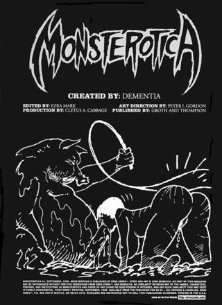 Monsterotica 1 by Dementia