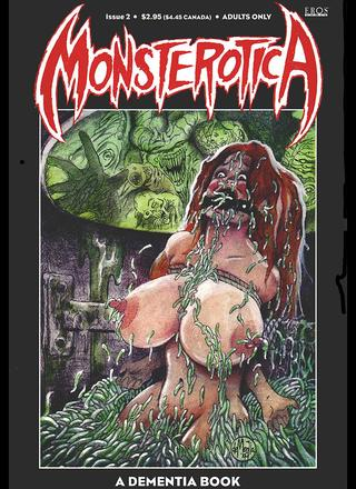 Monsterotica 2 by Dementia