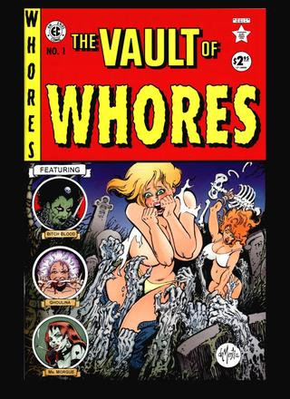 The Vault of Whores 1 by Dementia