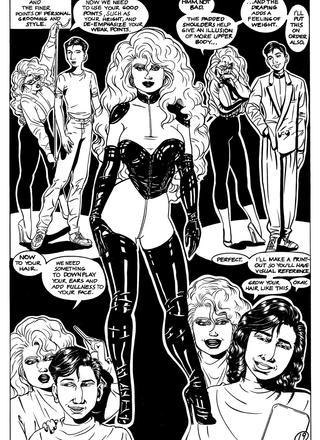 The sex machine by Derrick Richardson