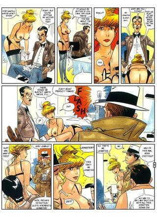 The Secretary by Dick Matena