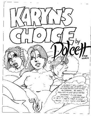 Karyns Choice by Dolcett