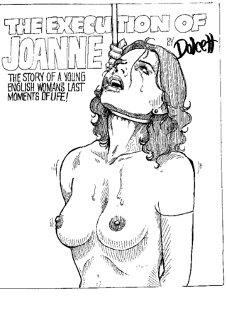 The Execution of Joanne by Dolcett