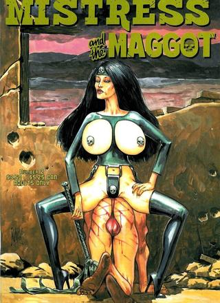 Mistress and the Maggot 2 by Don Lomax