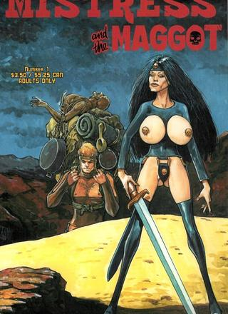 Mistress and the Maggot 1 by Don Lomax