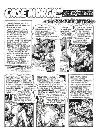 The Zombies Return by Don Lomax
