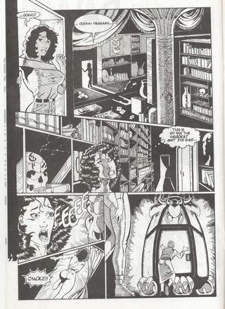 Black Pearl 1 by Doug Daniels