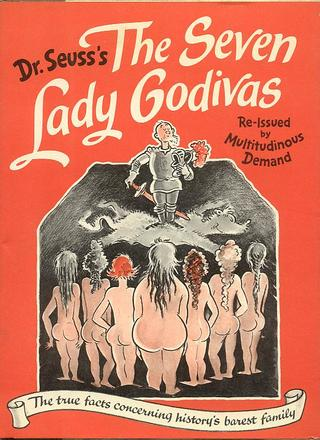 The Seven Lady Godivas by Dr Seuss