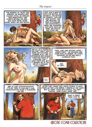 Threesomes by Enrique Abuli, Felix Vega