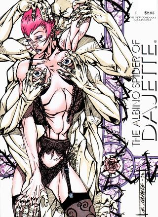 Albino Spider of Dajette 1 by Eric Canette, Glenn Danzig