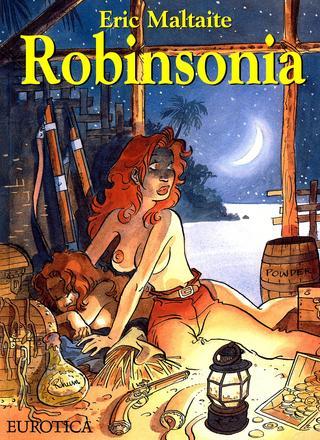 Robinsonia van Eric Maltaite