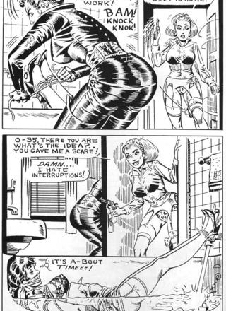 On A Kinky Hook by Eric Stanton