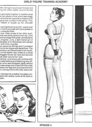 Girls Figure Training Academy by Eric Stanton