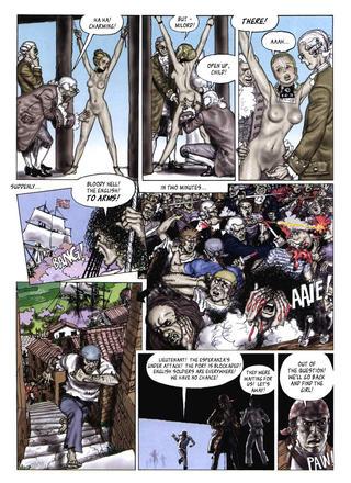 The Troubles of Janice 4 by Erich von Gotha