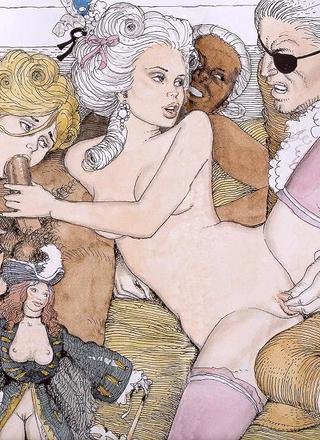 Janice Unveiled by Erich von Gotha