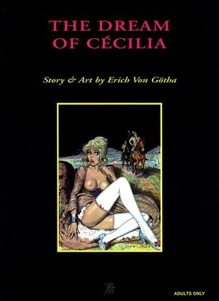 The Dream of Cecilia by Erich von Gotha