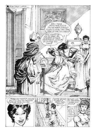 A Strange Tale 1 by Erich von Gotha