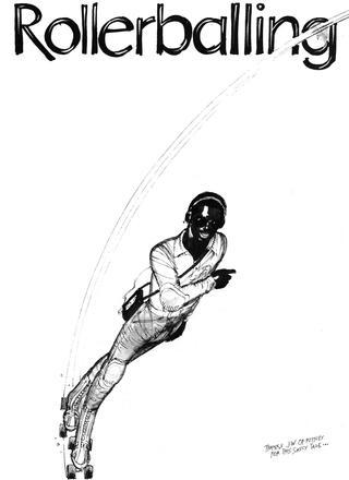 Rollerballing by Erich von Gotha