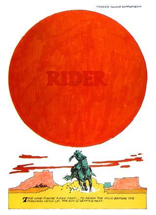 Rider by Erich von Gotha