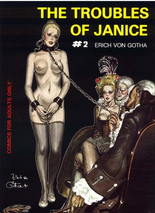 The Troubles of Janice 2 by Erich von Gotha