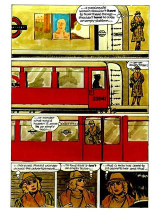 The Train by Erich von Gotha