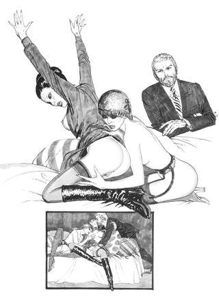 The Visit by Erich von Gotha