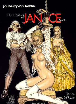 The Troubles of Janice 3 by Erich von Gotha