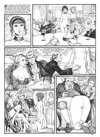 A Strange Tale 2 by Erich von Gotha