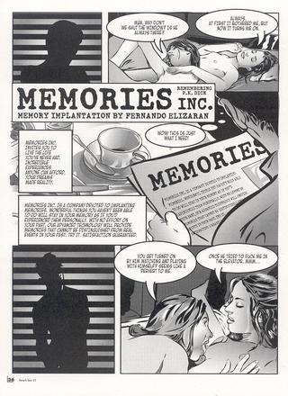 Memories Ink by Fernando Elizaran
