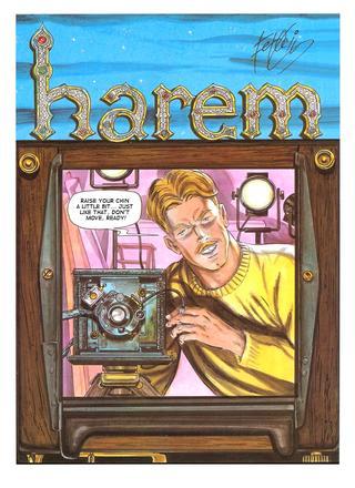 Harem by Ferocius