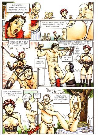 Sex Attack by Fildor, Vitus