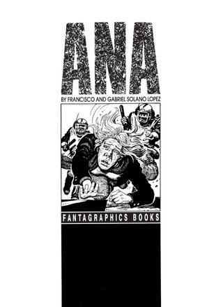 Ana by Francisco Solano Lopez